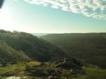Utsikt från Stenshuvud